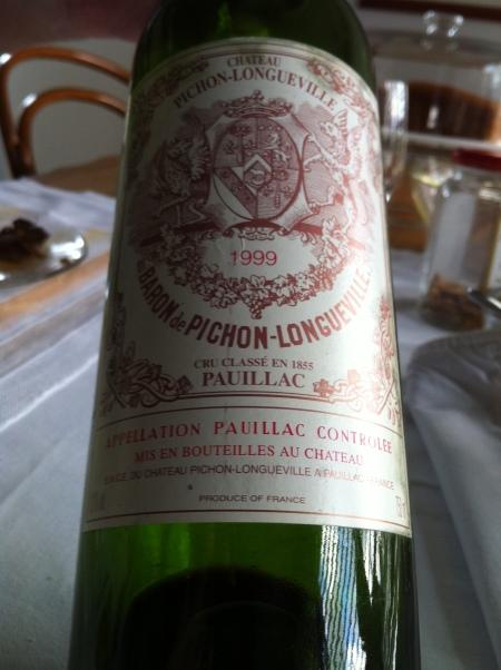 Pichon Pauillac