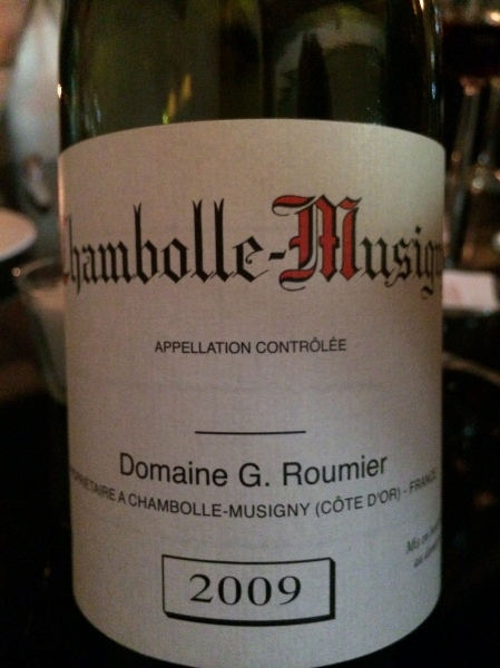 roumier 2009