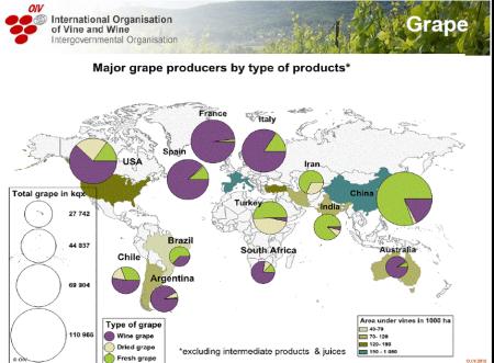 OIV 2015 Uvas e Vinhos