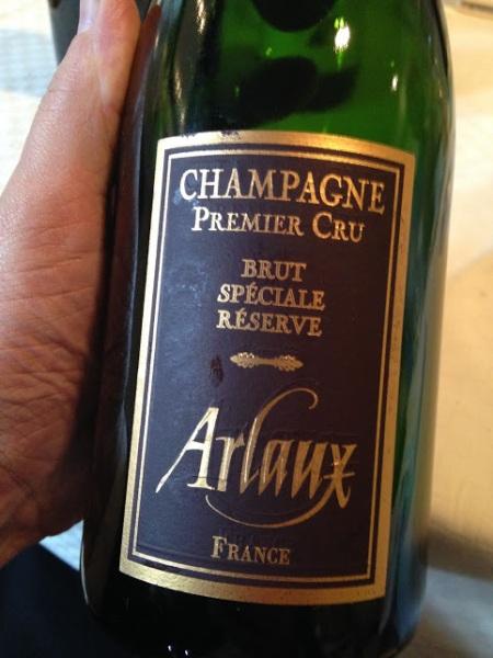 champagne arlaux