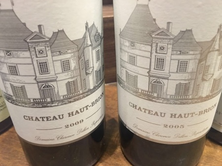 haut-brion 05 e 09