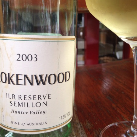 semillon hunter valley