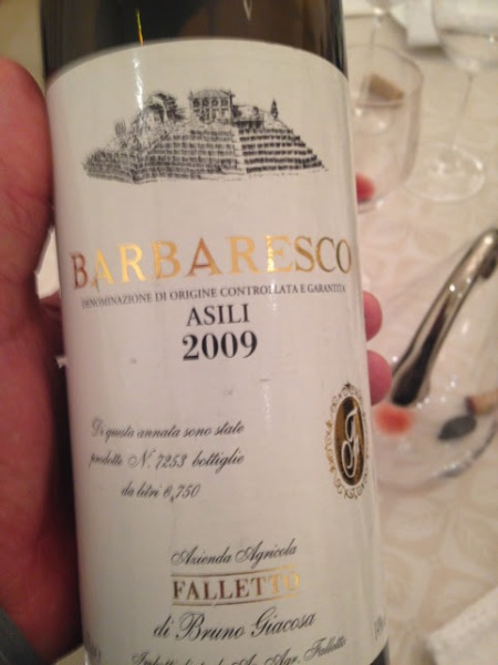 barbaresco falletto