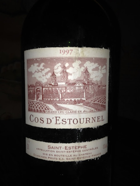 cos d´estournel 1997