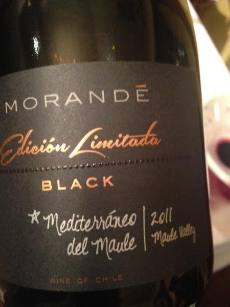 morande black