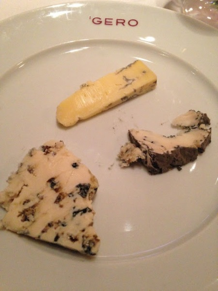queijos azuis diversos gero
