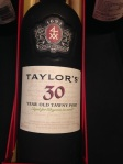 taylor´s 30 anos