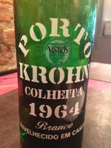 krohn branco colheita 1964