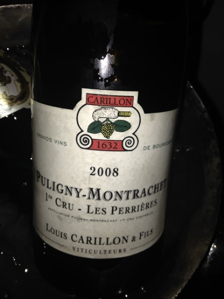 puligny-montrachet les perrieres