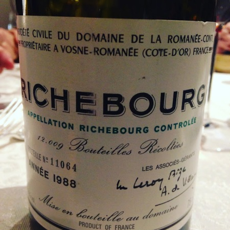 richebourg 88