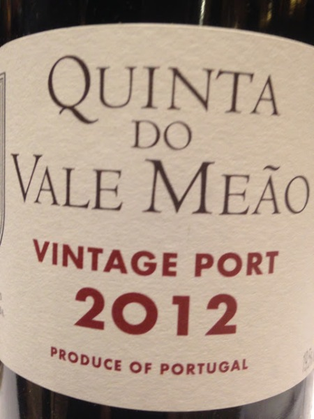 vale do meão vintage port