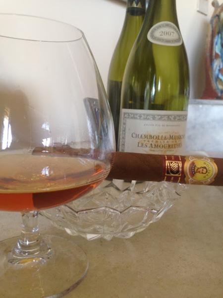cognac e charuto