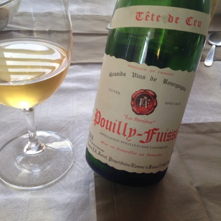 pouilly fuisse les perrieres