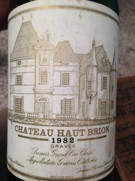 haut brion 82