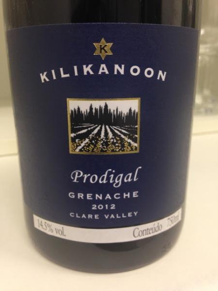 kilikanoon-grenache-2012