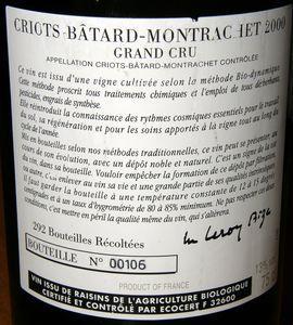 dauvenay-criots-batard-montrachet-2000