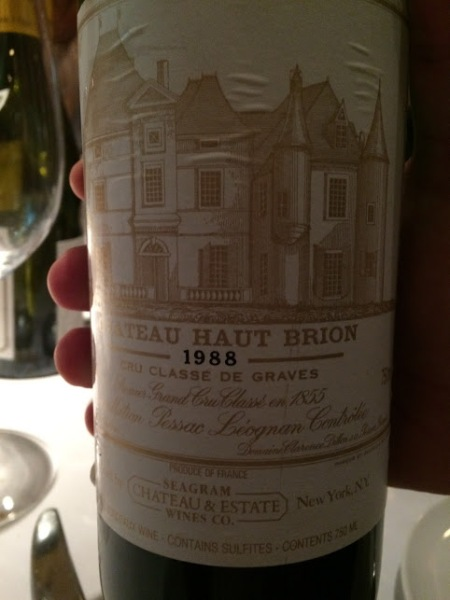 haut brion 88