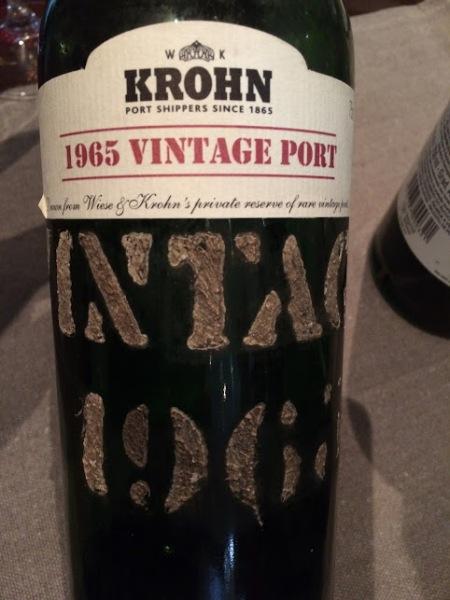 krohn vintage 1965