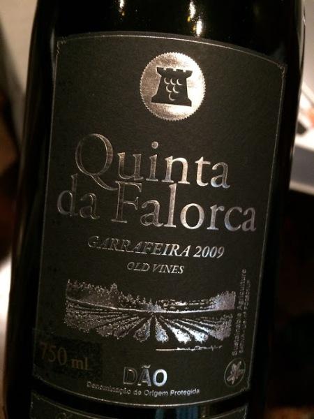 quinta da falorca vinhas velhas 2009