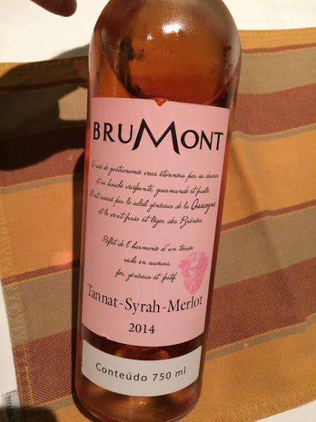 brumont rosé