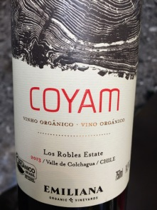world wine coyam