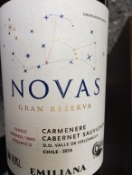 world wine novas carmenere cabernet