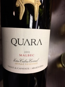 world wine quara malbec single vineyard