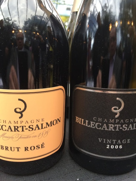grand cru tasting 2017 billercar salmon vintage 2006 e rose