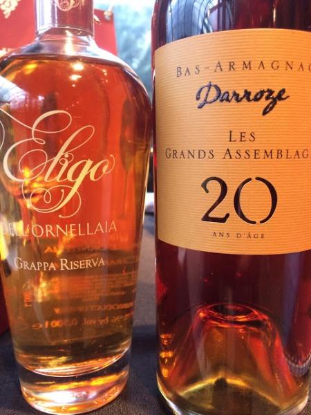 grand cru tasting 2017 grappa e bas armagnac