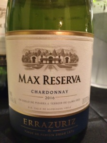 grand cru tasting 2017 max reserva chardonnay 2016