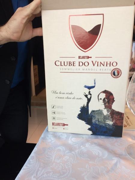 clarets clube do vinho