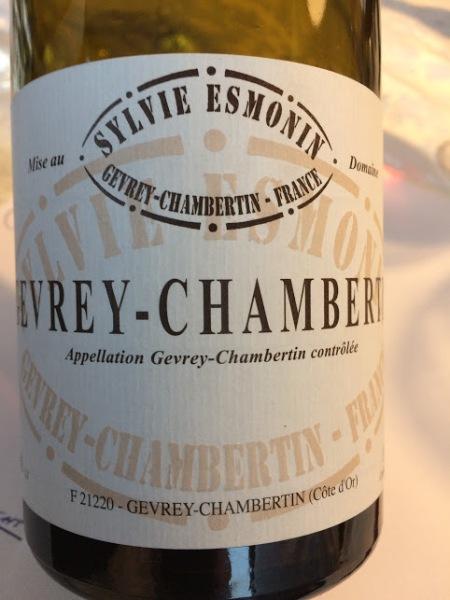 clarets gevrey-chambertin