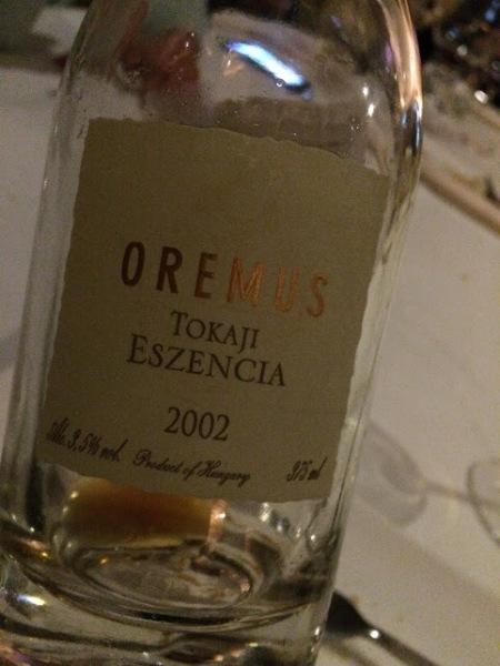 picchi oremus eszencia 2002