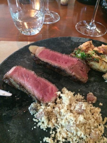 restaurante cor ponto da carne