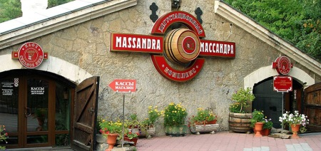 massandra winery