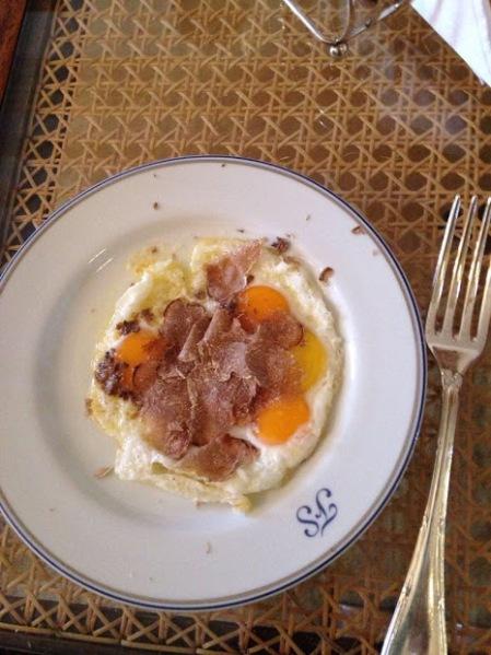 carlos ovos e trufas