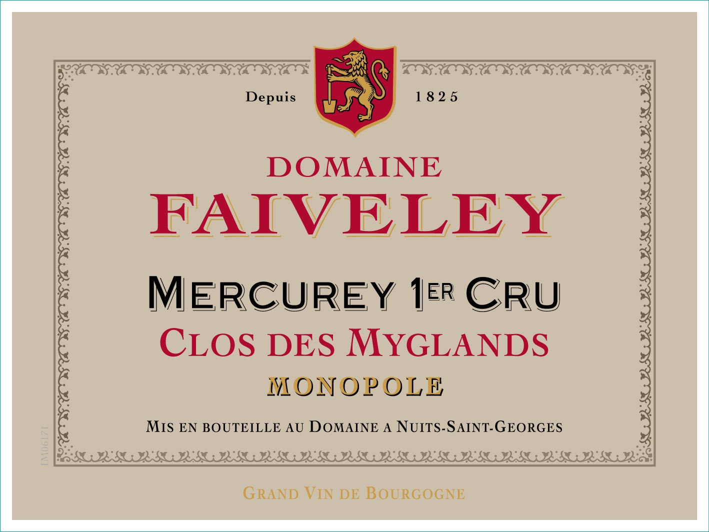 wine spectator faiveley