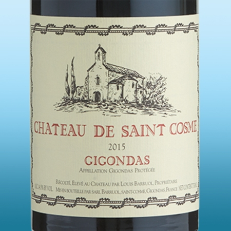 wine spectator gigondas