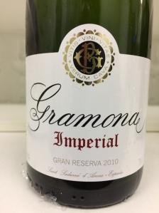 gramona imperial 2010