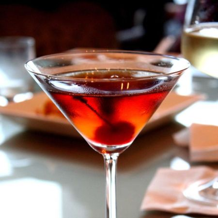 manhattan cocktail
