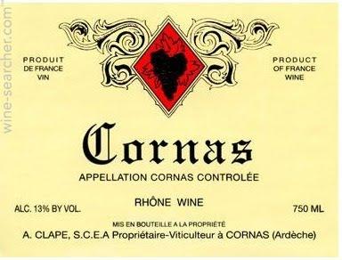 wine spectator auguste clape cornas