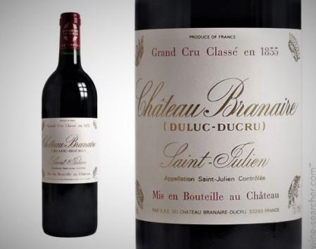 wine spectator chateau-branaire-ducru 2015