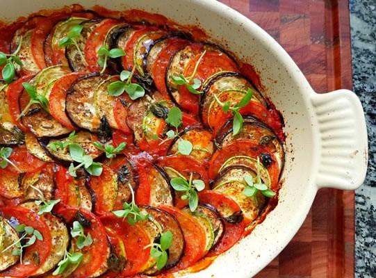 legumes a provençal