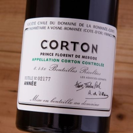 CORTON DRC