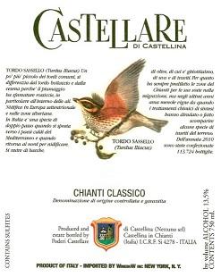 wine spectator castellare chianti classico