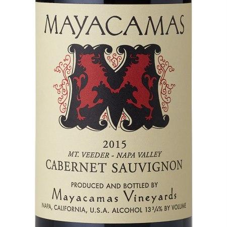 wine spectator mayacamas Cabernet Sauvignon
