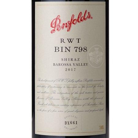 wine spectator penfolds RWT