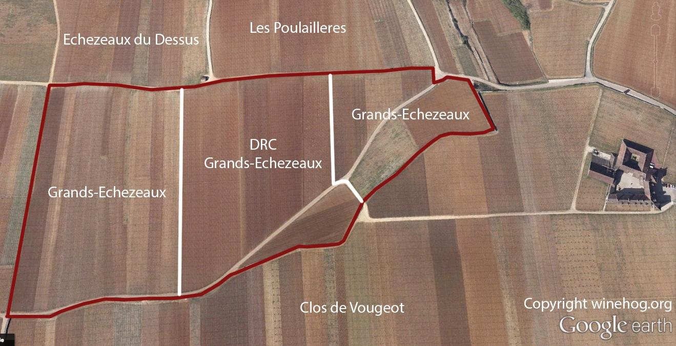 grands-echezeaux DRC