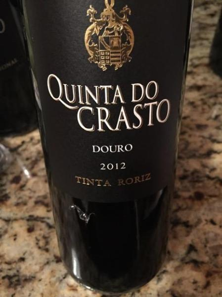 quinta do crasto tinta roriz