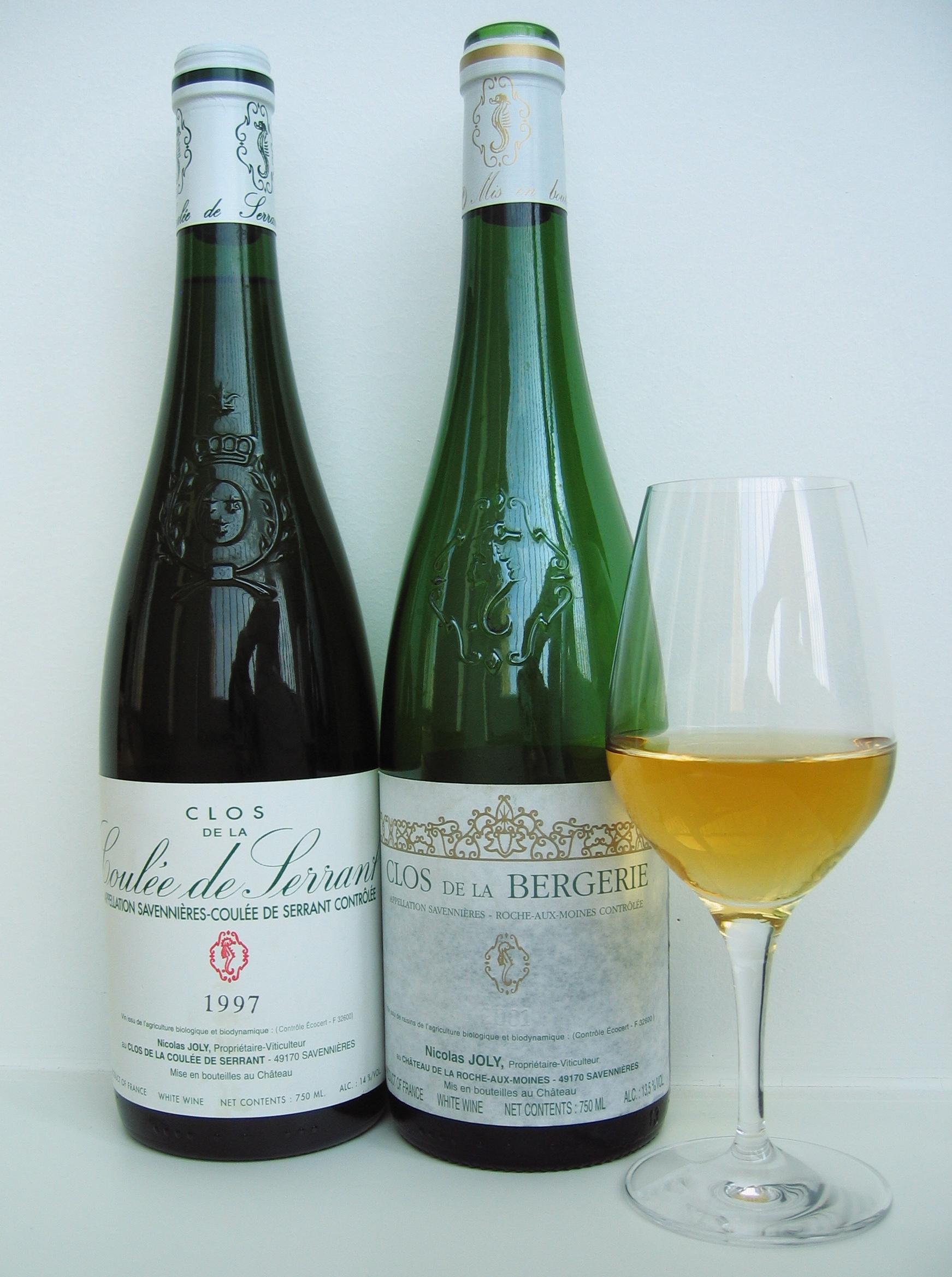 nicolas joly e seus vinhos